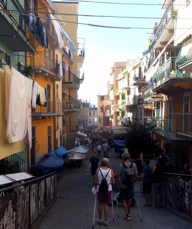 next town Vernazza