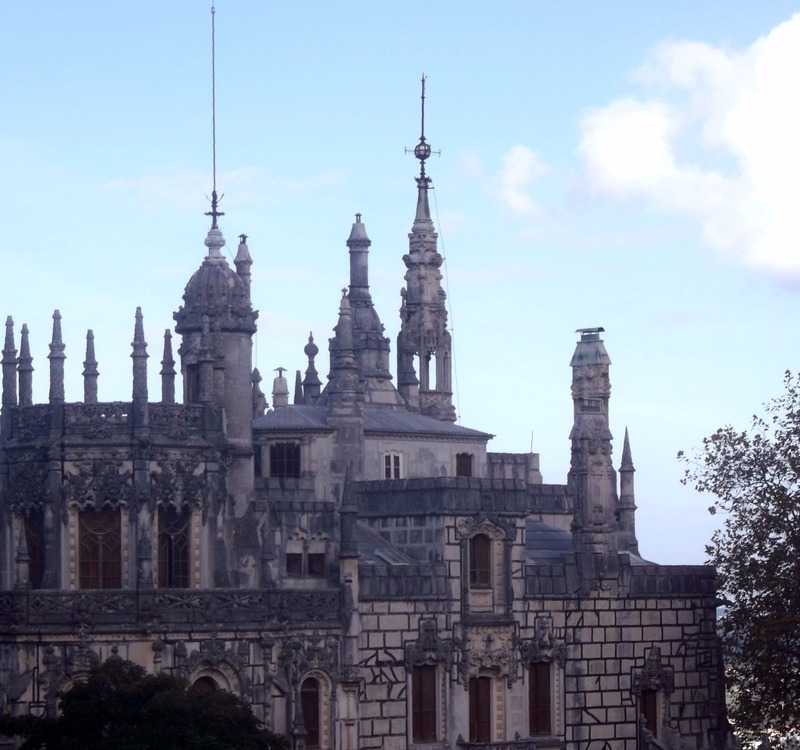 with spires to prove it