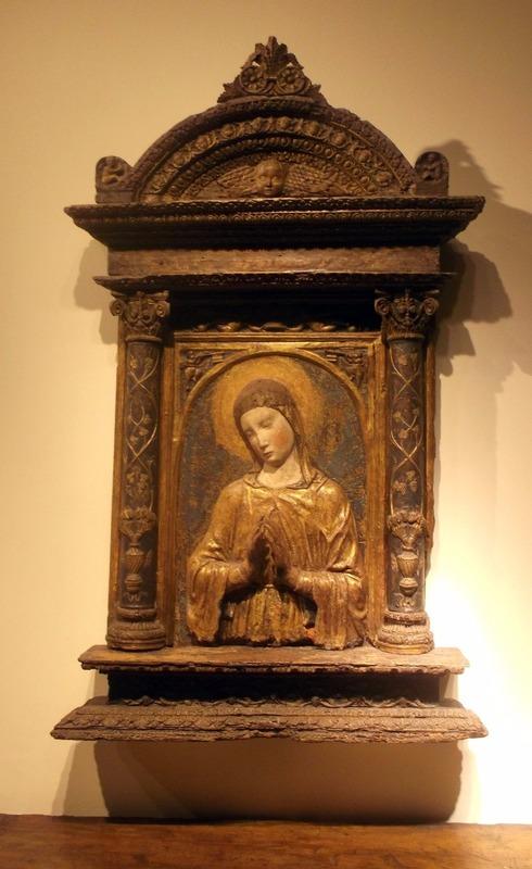 13th century madonna