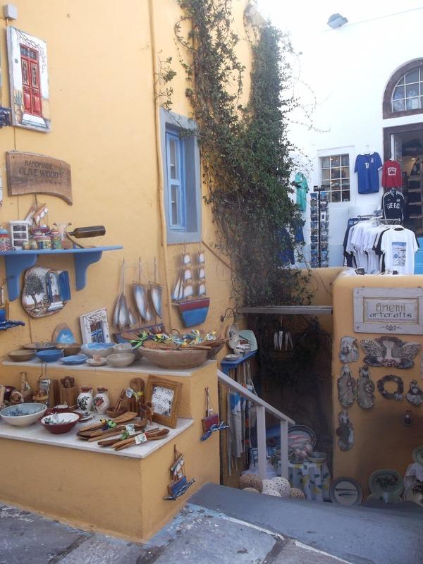 Dozens of little shops