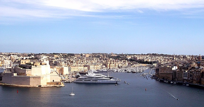 offer the best views of Malta