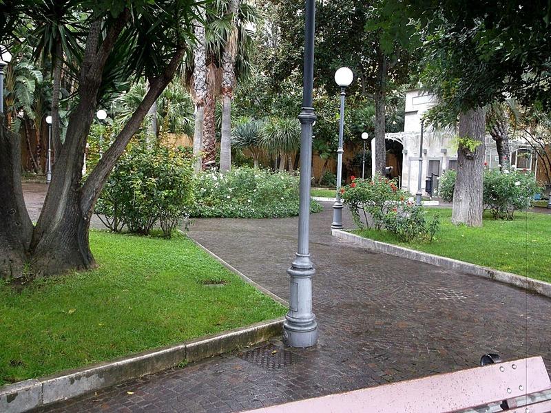 Park Villa Communale Sorrento