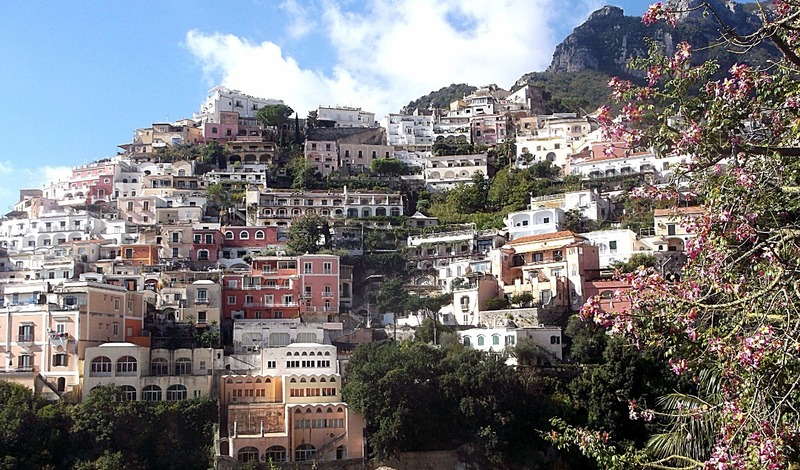 Positano, a place to remember..