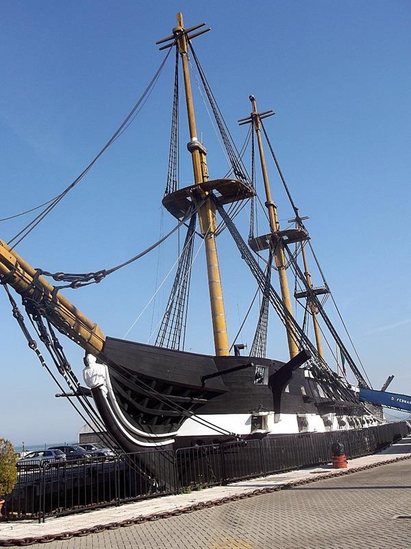50 gun frigate built 1840
