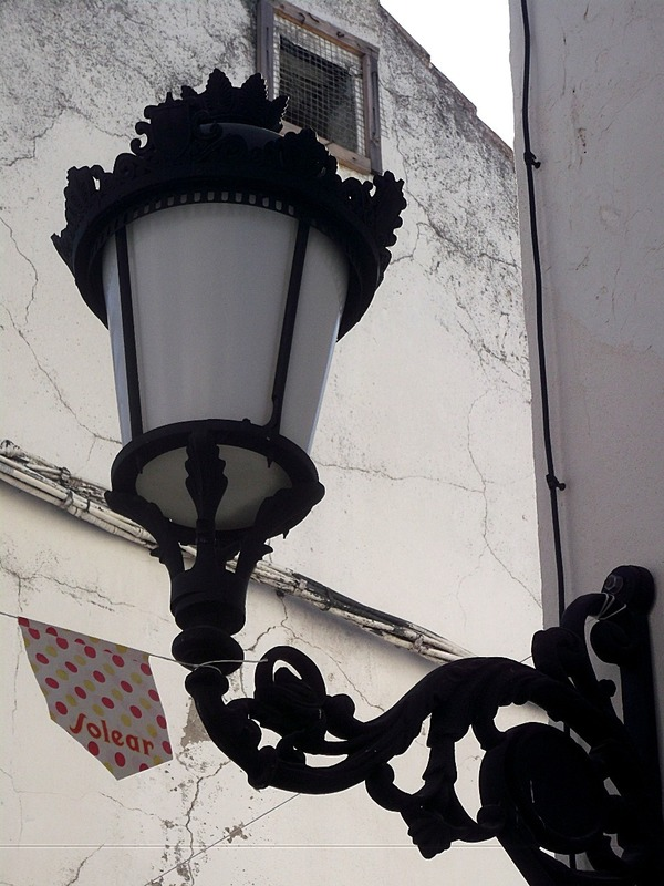 beautiful cast iron street lamps