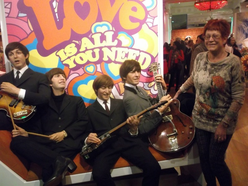 and the Beatles