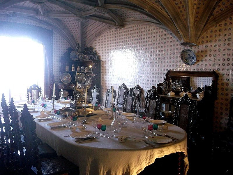 the royal dining room