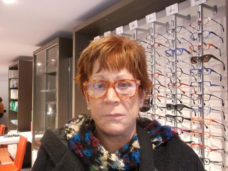 Leone's new glasses?????