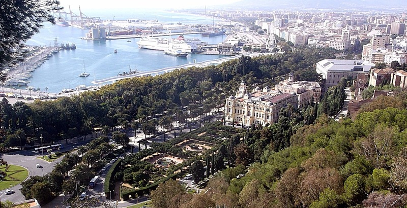 the Port and the Park