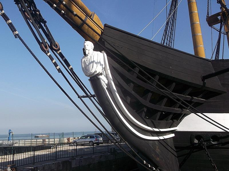 Portugal´s last sailing warship
