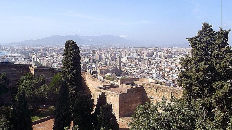 named the Castle of Gilbralfaro