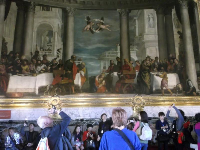 huge paintings too