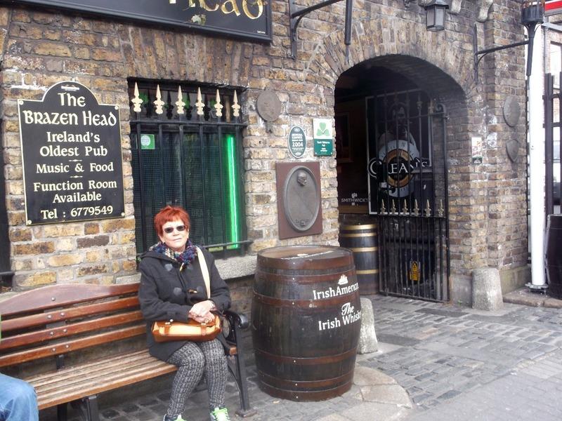The Brazen Head/ Ireland´s oldest pub..