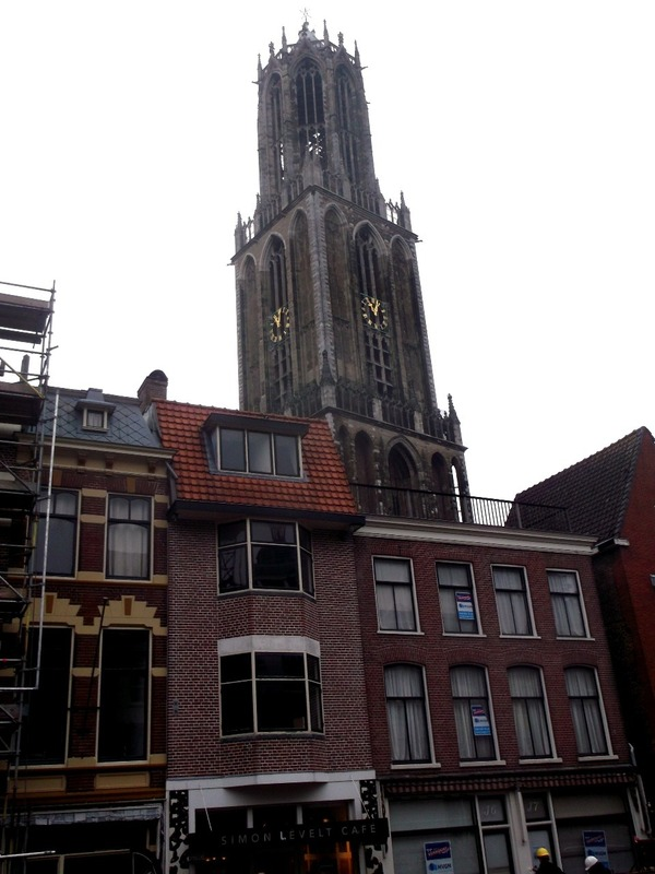 Dom Tower at 370 feet high