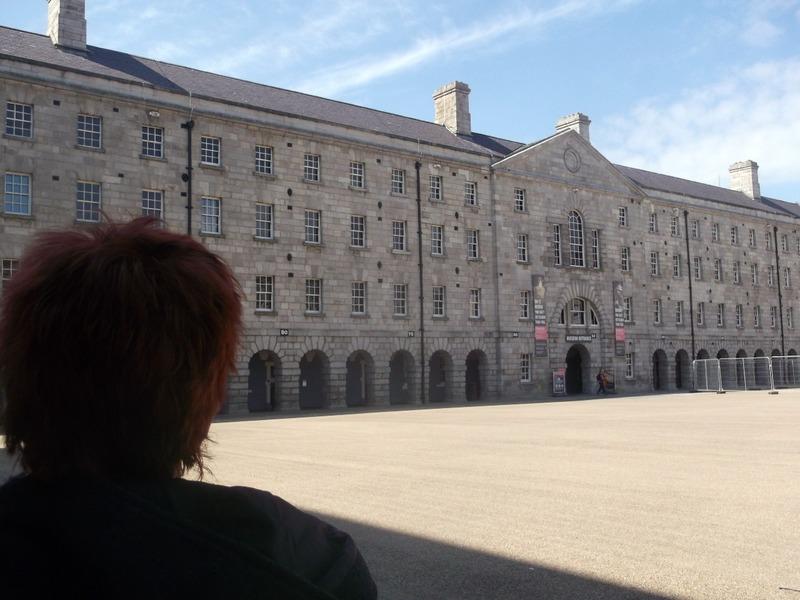 Collins Barracks/ National Museum