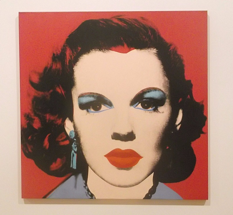 Andy Warhol does Julie