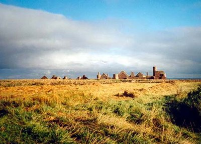 Slains castle, near Aberdeen