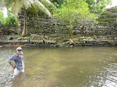Fording Nan Madol