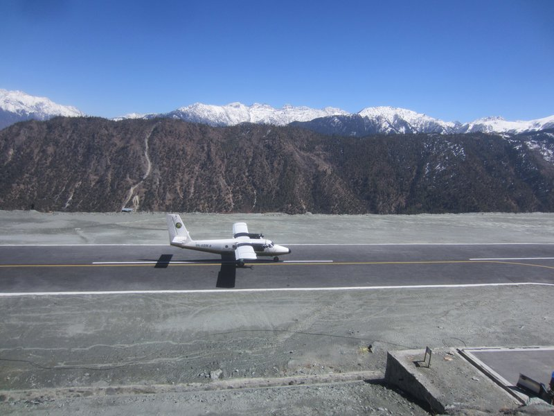 Talcha Airport