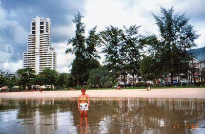 Patong Beach - Ban Patong
