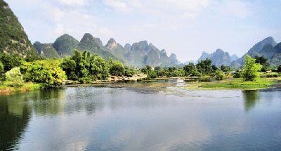 Yangshuo - China - Yangshuo