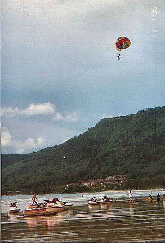 Patong Beach - Thailand - Ban Patong