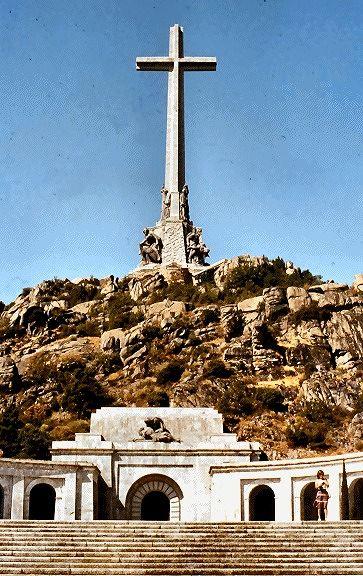 Valle do los Caidos - Madrid - San Lorenzo de El Escorial