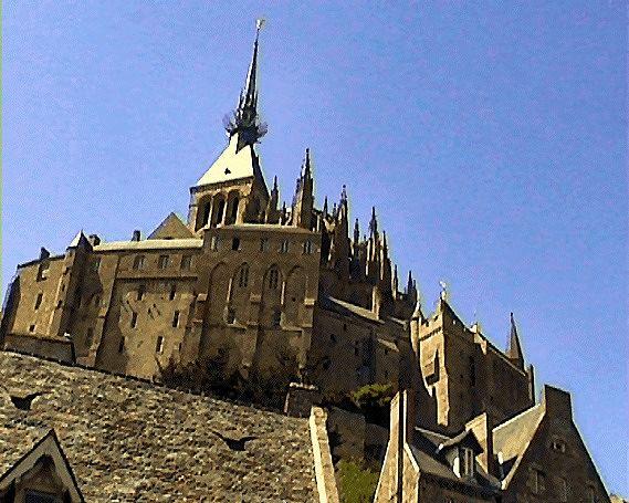 Mont St Michel - France - Saint-Malo