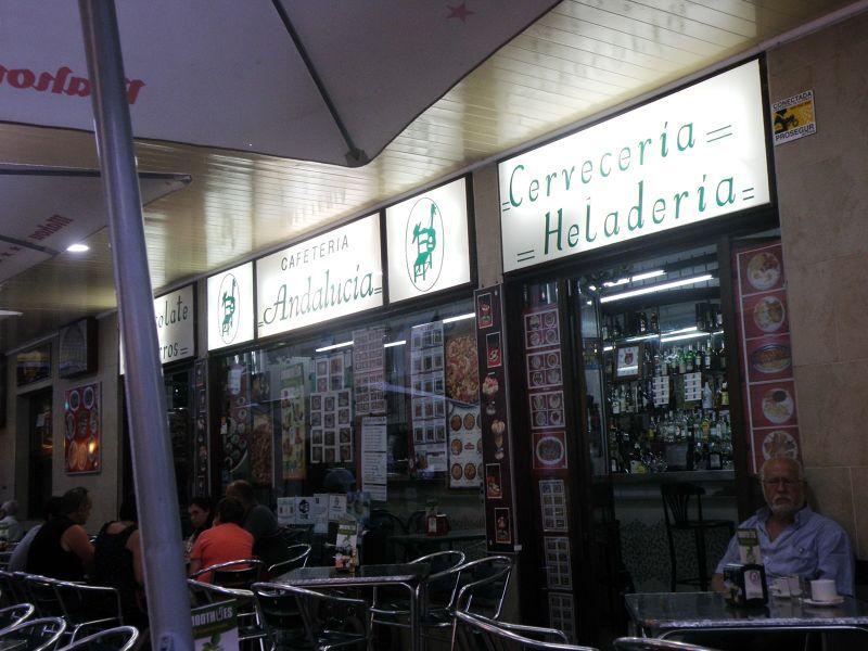 Cafeteria Andalucia - Cadiz - Cadiz