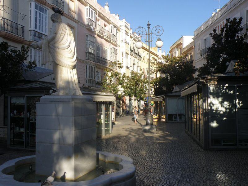 Topete square - Cadiz - Cadiz