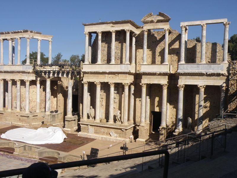 Roman theatre - Mérida - Mérida