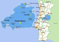 Castelo Branco district - Distrito de Castelo Branco