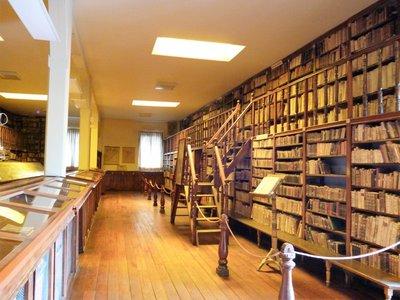 Recoleta library