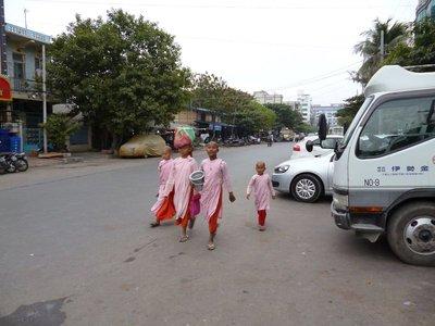 kids in Mandalay