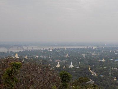 pagodas Sagaing