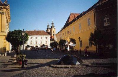 SZEKESFEHERVAR - HUNGARY - Europe