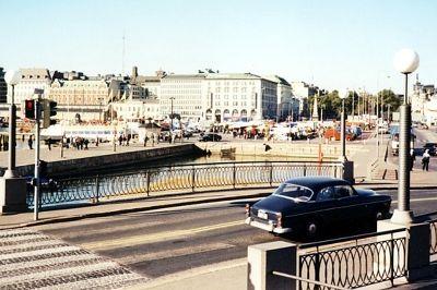 Market Square, Helsinki, Finland 2000 - Helsinki