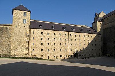 Hôtel Le Château Fort, Sedan, France 2011 - Sedan