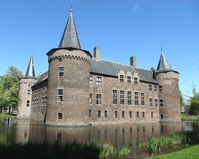 Kasteel, Helmond, Netherlands 2014 - Helmond