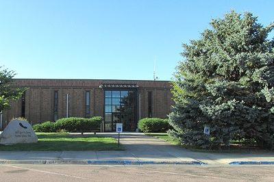 Courthouse, Fort Pierre, South Dakota, US 2015 - Fort Pierre