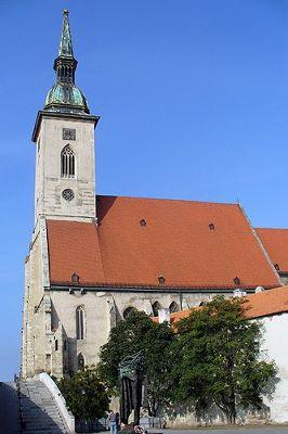St Martin, Bratislava, Slovakia 2006 - Bratislava