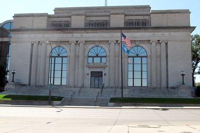 Courthouse, Rapid City, South Dakota, US 2015 - Rapid City