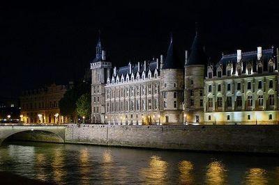 Conciergerie, Paris, France 2007 - Paris