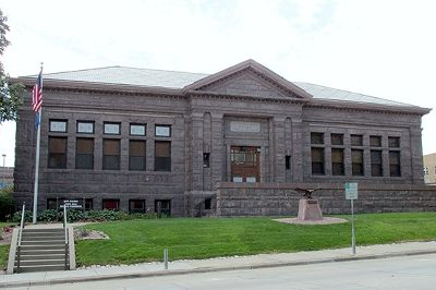 Carnegie Library, Sioux Falls, SD, US 2015 - Sioux Falls
