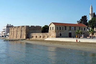Fort, Larnaca, Cyprus 2010 - Larnaca