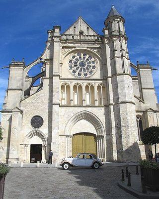 Eglise Saint Etienne, Brie Comte Robert, France 2016 - Brie-Comte-Robert
