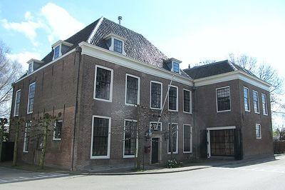 Rechthuis, Loenersloot, Netherlands 2016 - Loenersloot