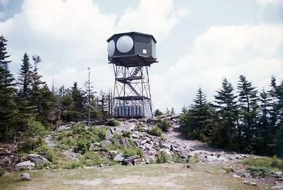 Mount Blue State Park, Maine, US 1976 - Mount Blue State Park