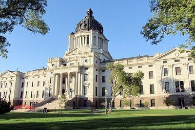 Capitol, Pierre, South Dakota, US 2015 - Pierre