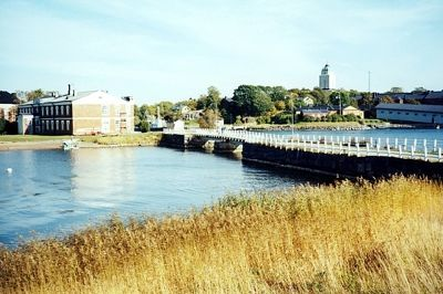 Bridge, Suomenlinna, Finland 2000 - Etelä-Suomi